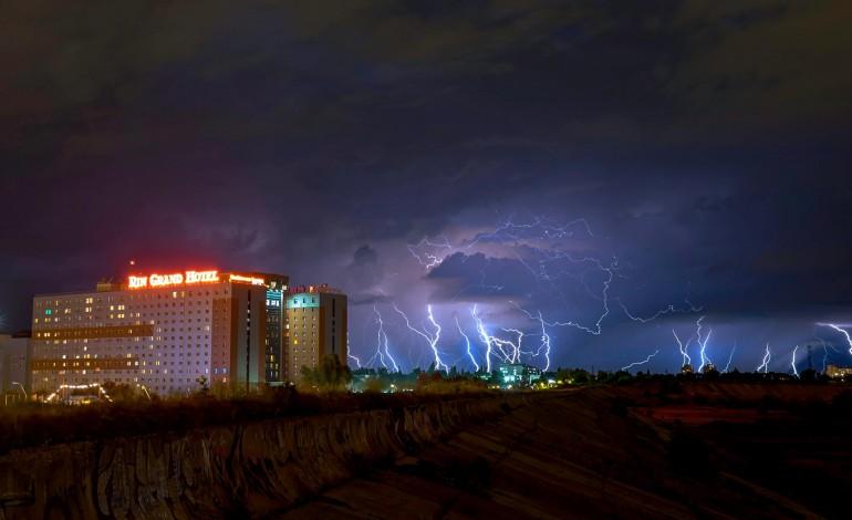 Vremea: La noapte apar tunetele și fulgerele prognoza meteo ANM 8 și 9 martie 2019!