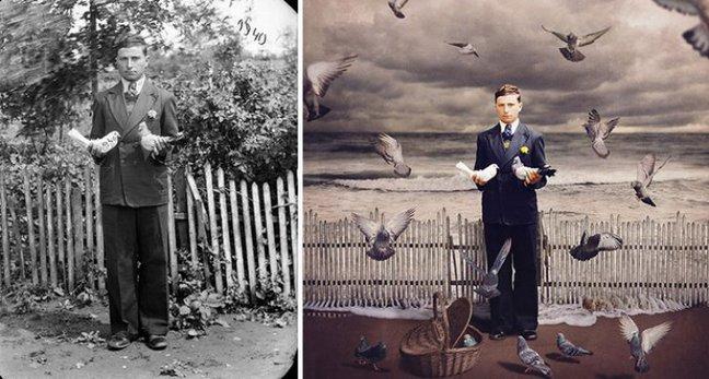 Fotografiile romanesti care au facut inconjurul lumii-4