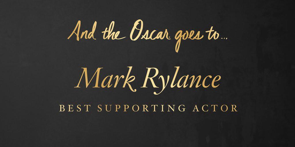 Cel mai bun actor intr-un rol secundar –Mark Rylance