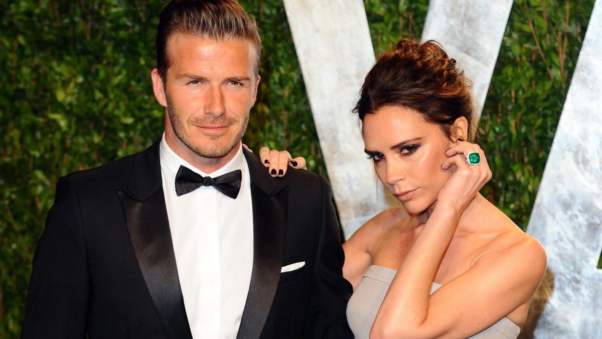 Apropiatii cuplului Beckham au confirmat divortul celor doua staruri