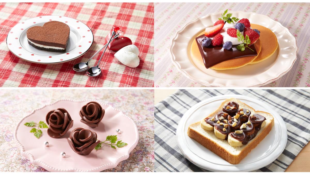 Felii de ciocolata, un desert pe gustul tuturor