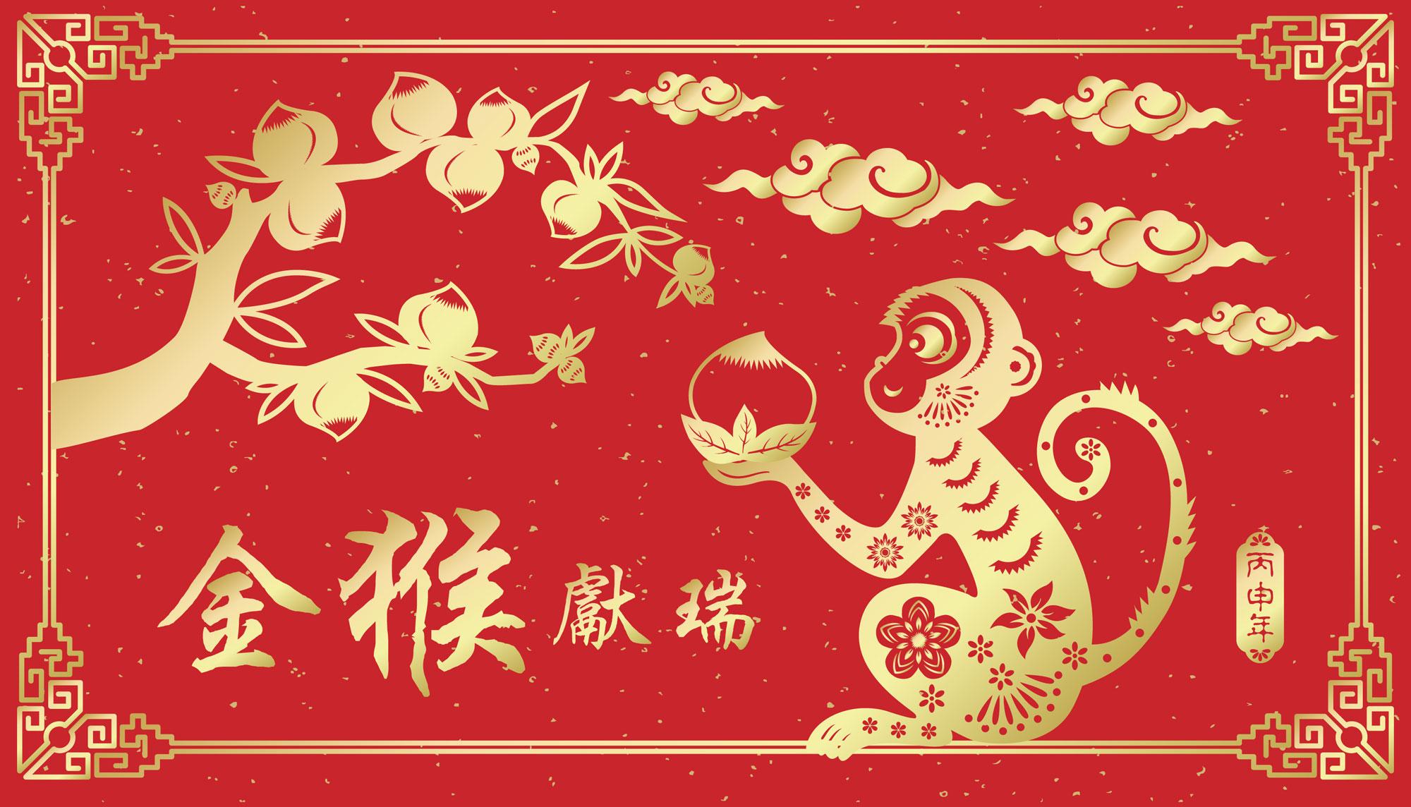 HOROSCOP CHINEZESC - Ce inseamna, de fapt, Anul Maimutei de Foc, inceput pe 8 februarie. Cum te influenteaza?