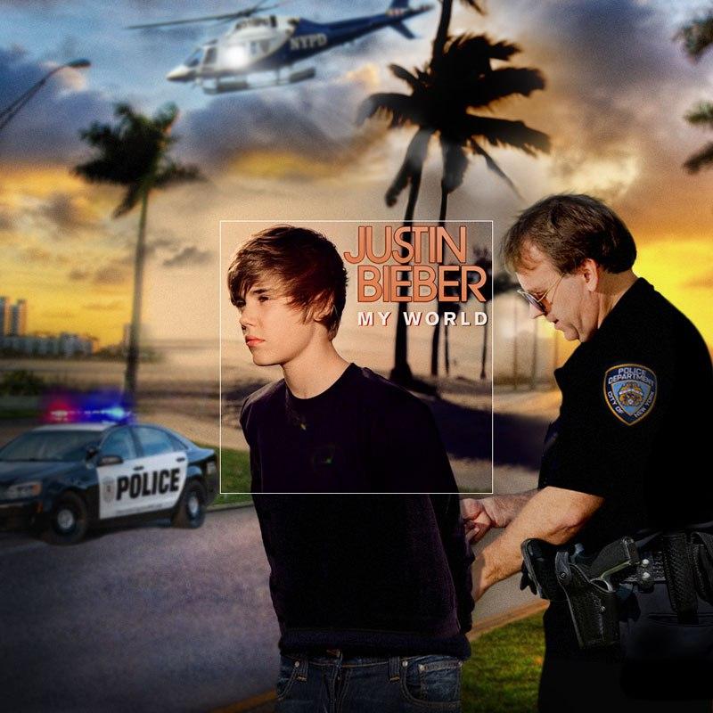 Justin Bieber My world