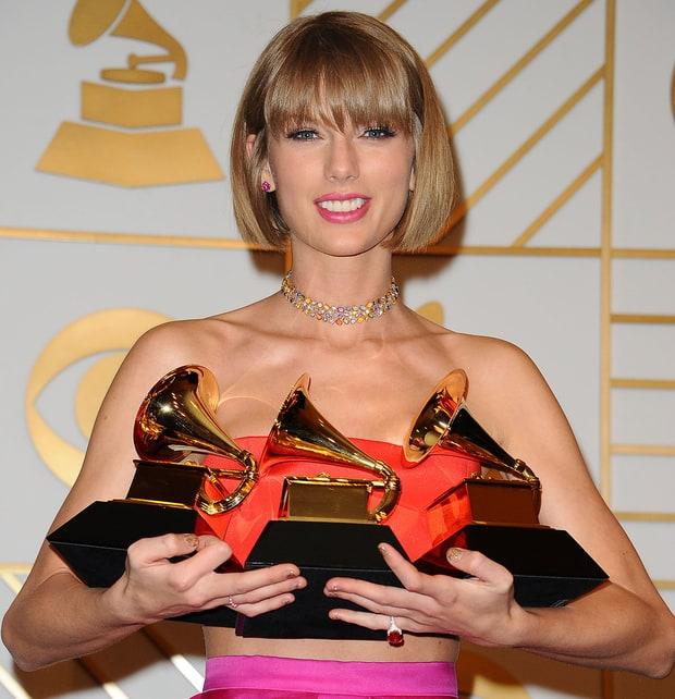 Taylor Swift Grammy 2016