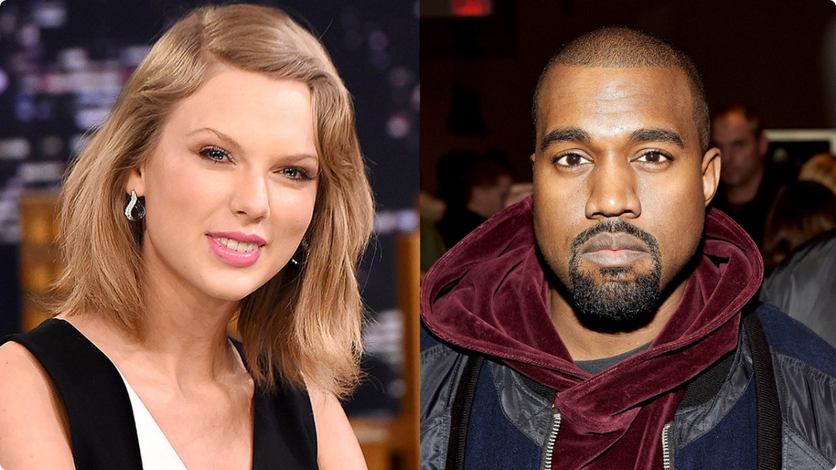 Conflict intre Taylor Swift si Kanye West