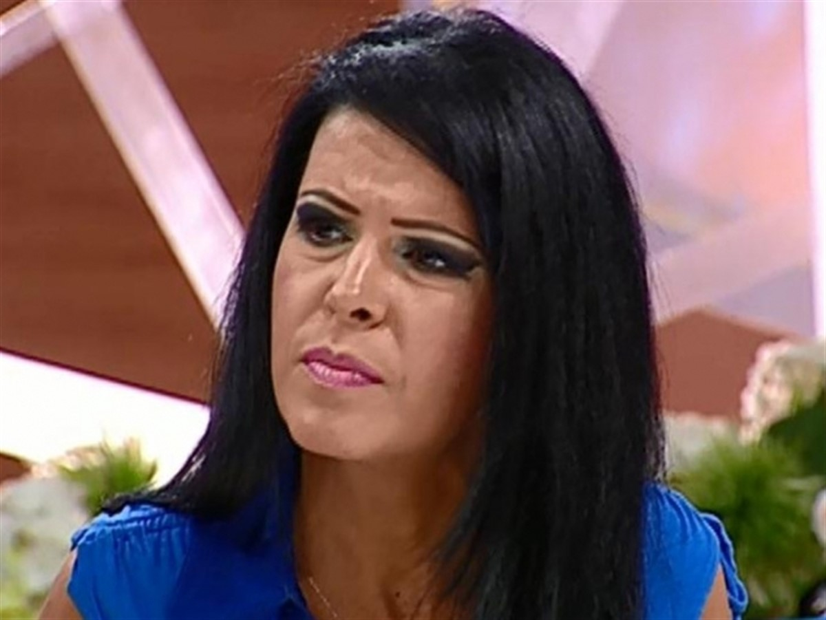"Anda Ghita, soacra lui Pitbull Atodiresei, este prima concurenta eliminata din noul sezon al emisiunii ""Ferma Vedetelor""."
