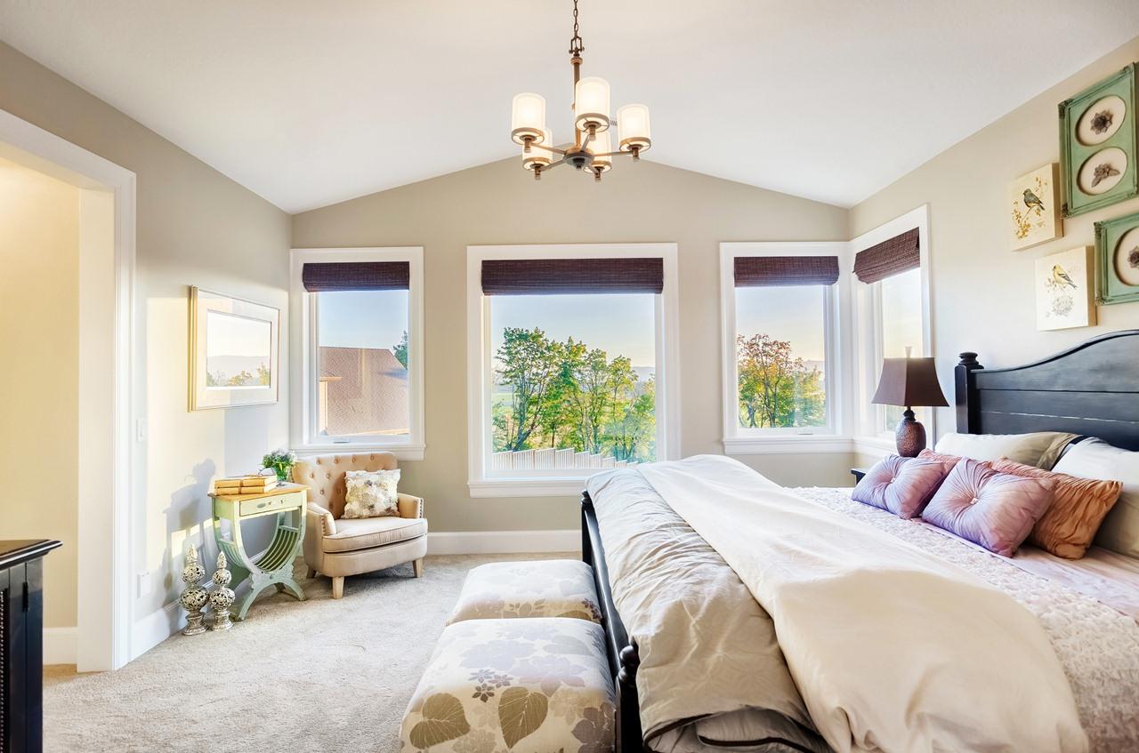 Cum iti poti transforma dormitorul intr-un loc mai romantic