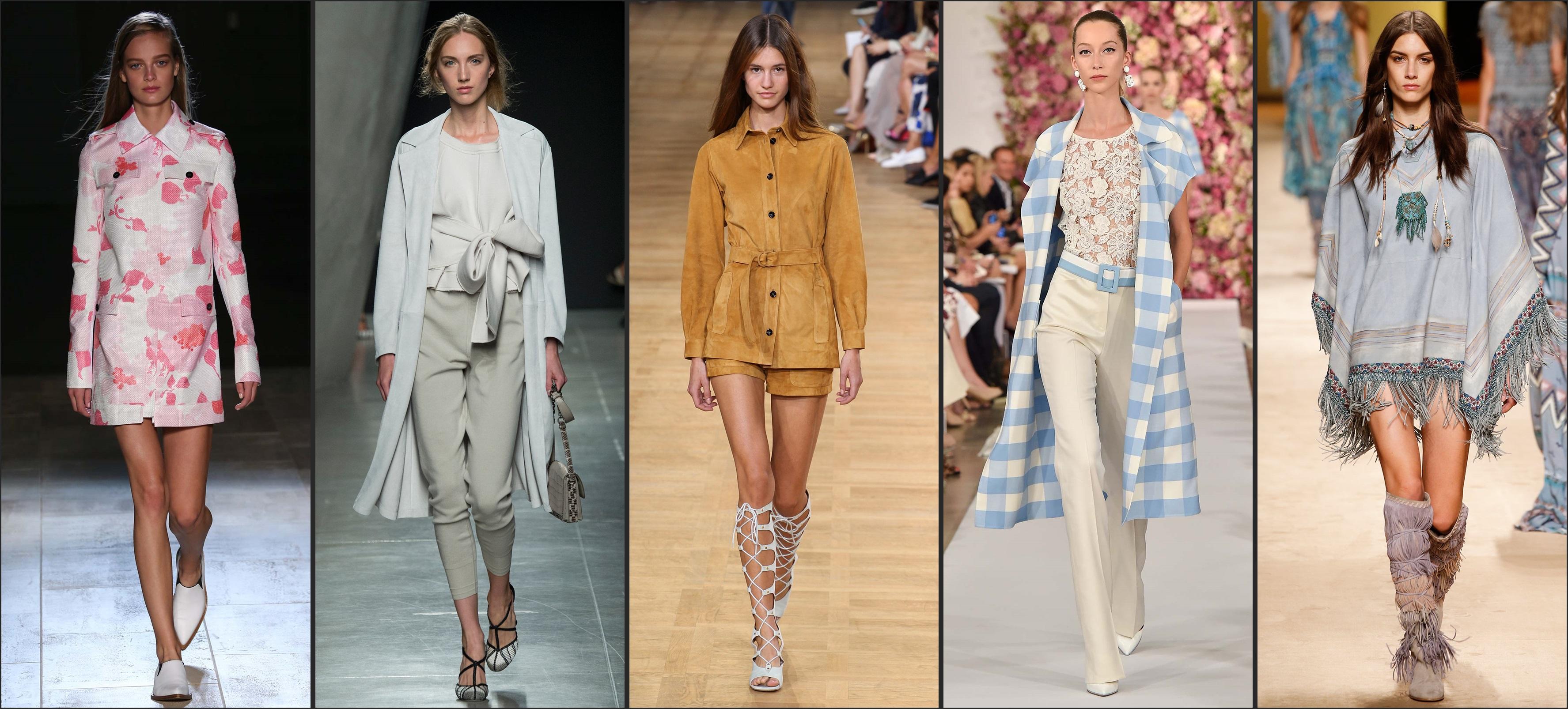 Tendinte moda 2016. 12 combinatii de culori pentru garderoba de primavara