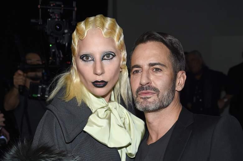 Lady Gaga si Marc Jacobs