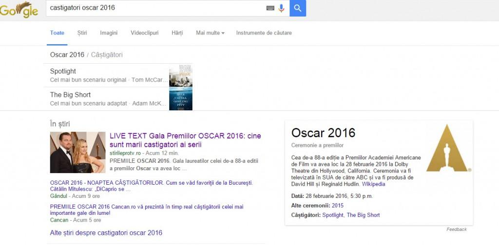 google-castigatori-oscar-2016