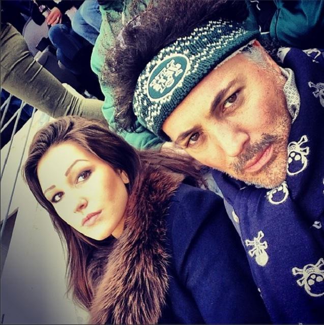Irina Cristescu si Hector Bitar de la Pena