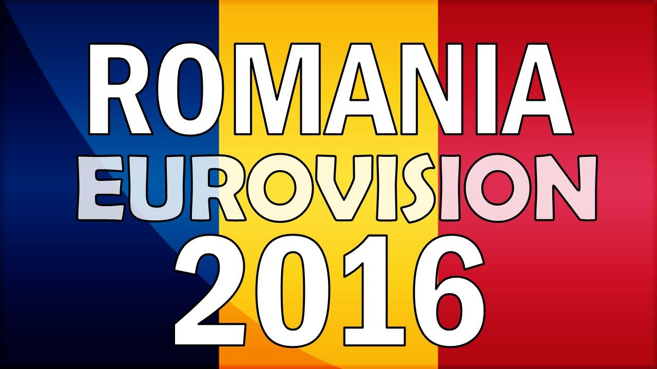 FINALA EUROVISION 2016 | Ce melodii concureaza pentru a reprezenta ROMANIA