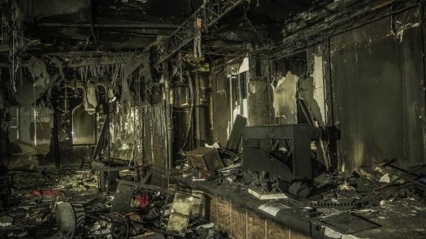 Raport Colectiv. Incendiul a durat 153 de secunde