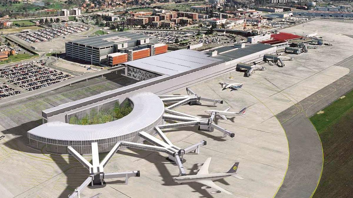 Aeroportul din Toulouse, Franta, a fost evacuat din motive de securitate.
