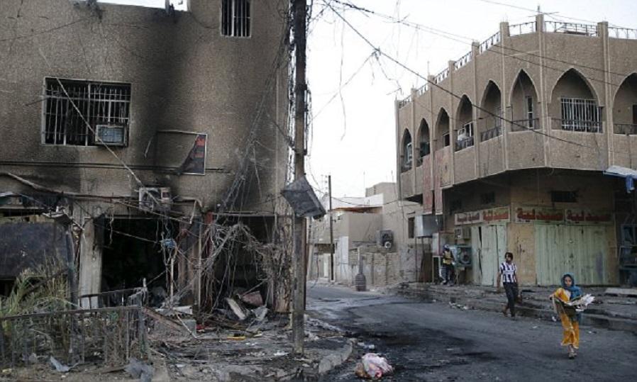 Atentat terorist la un meci de fotbal din Irak: 41 de morti, 105 raniti