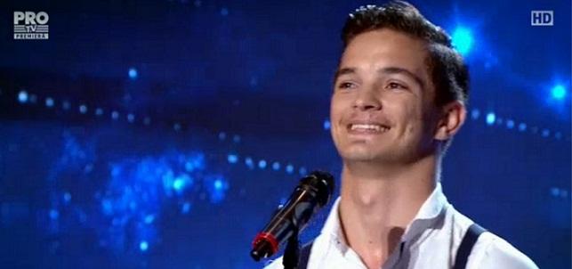 Romanii au talent 2016: Beny si numarul lui de salsa au innebunit scena