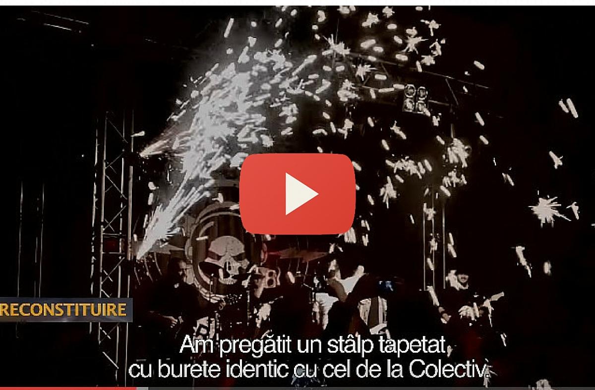 """Documentar Colectiv Discovery, VIDEO ONLINE. """"Dezastrul din Colectiv"""" are o durata de 44 de minute si este discponibil pe YouTube. Vezi aici!"""