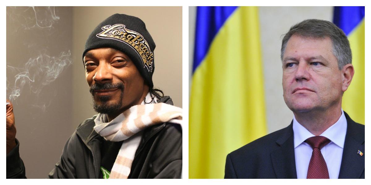 Snoop Dogg a devenit motiv de amuzament in randul romanilor si a inceput sa fie protagonistul unor imagini si videoclipuri amuzante.