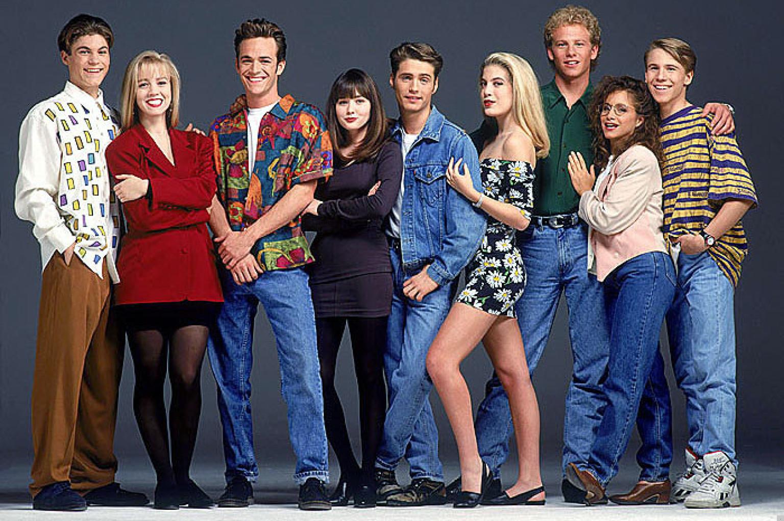 "Cum arata actorii din ""Beverly Hills, 90210"", dupa 25 de ani"