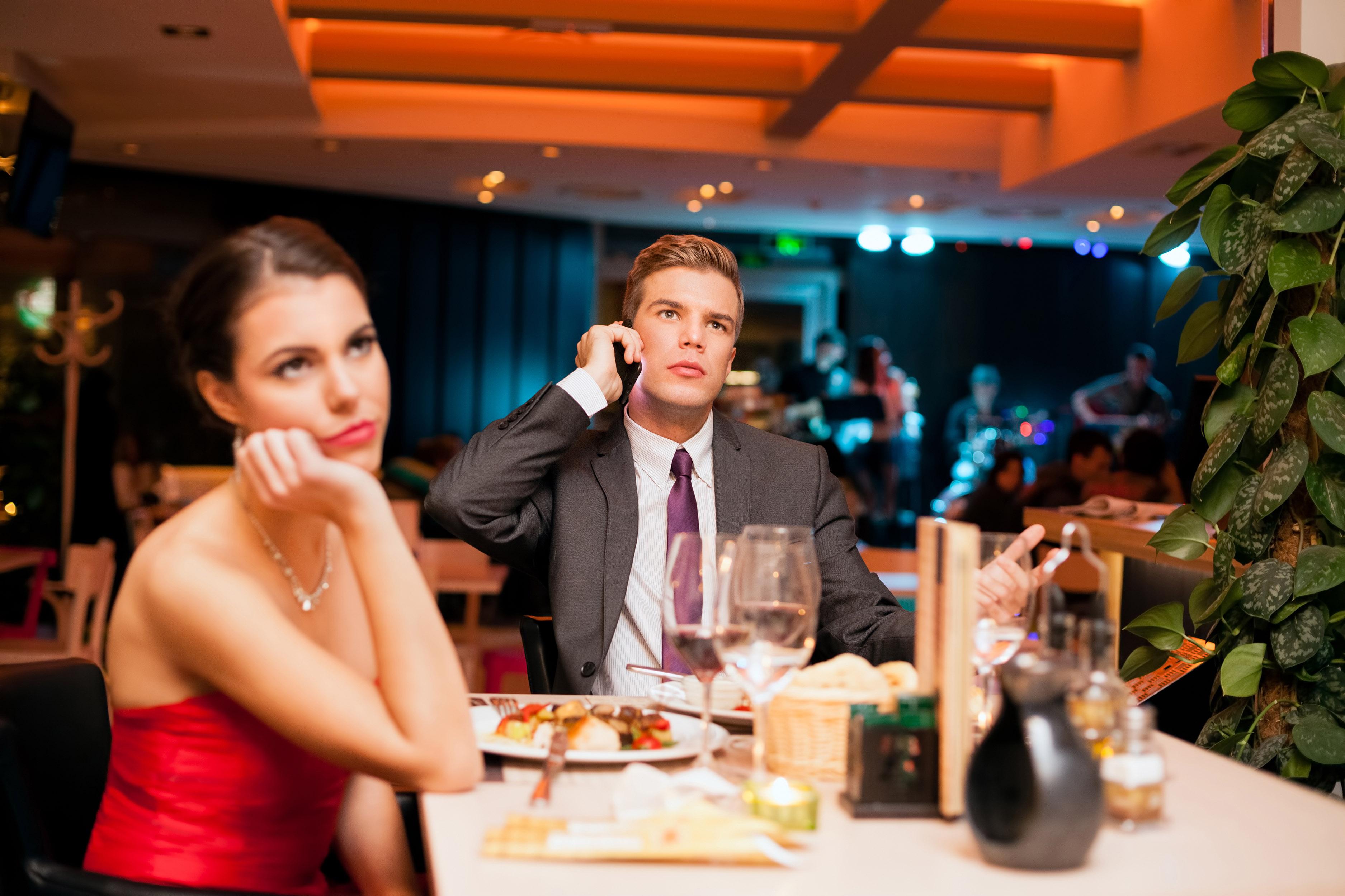 Intalnirea cu o singura femeie la intalnire)
