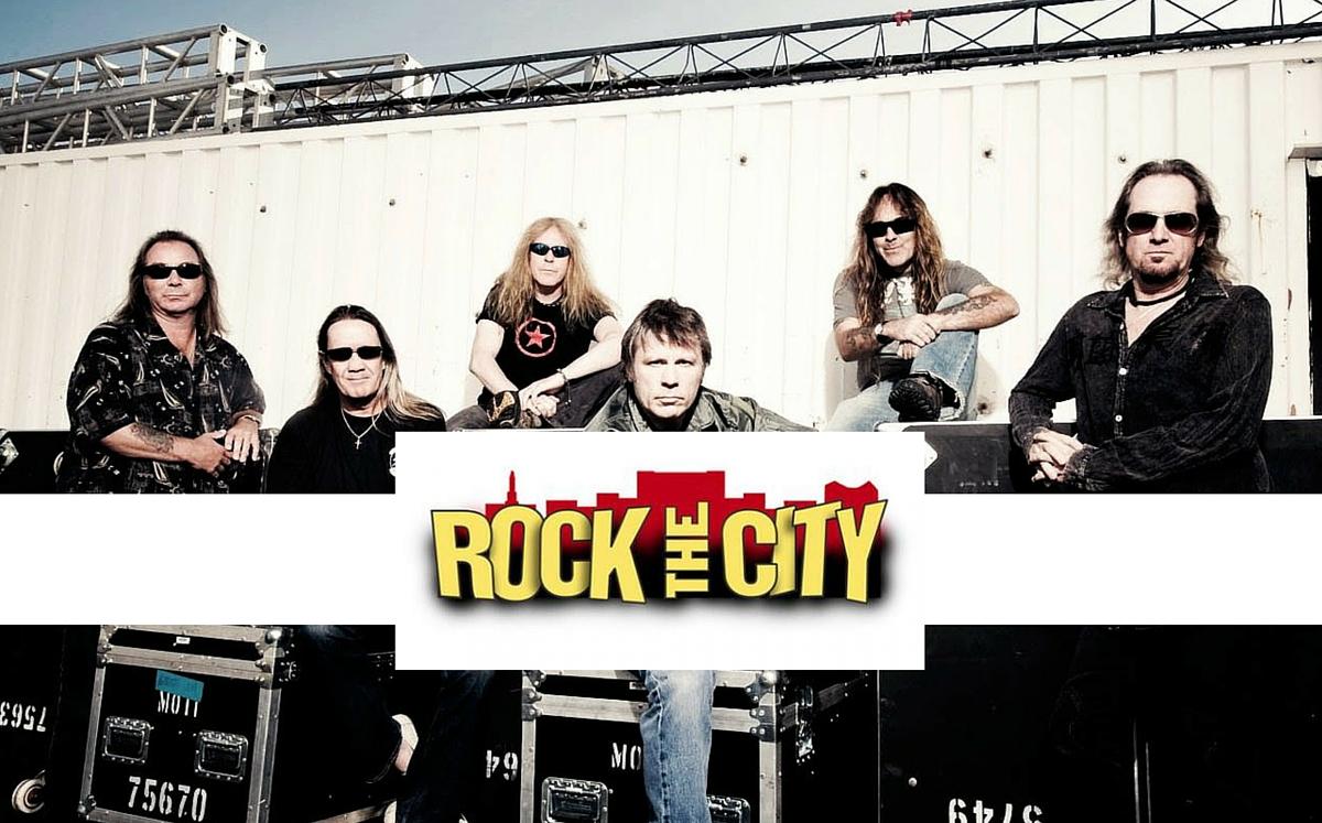 Rock the City 2016. Iron Maiden si Muse vor concerta in cadrul Rock The City 2016 la Bucuresti. Iata preturile la bilete!