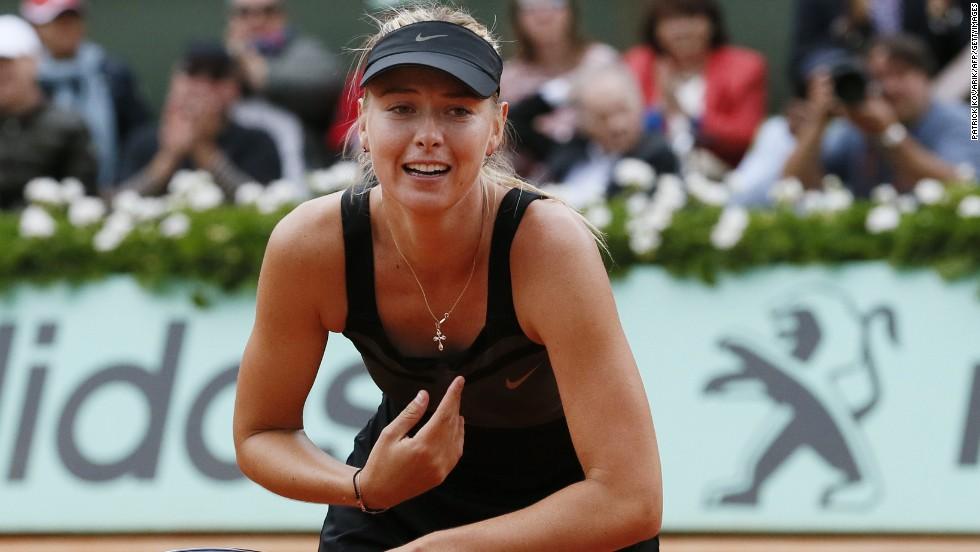 Maria Sarapova a fost gasita dopata, iar rusoaica risca o suspendare record. Vezi ce a spus rusoaica despre scandalul care a zguduit tenisul mondial.