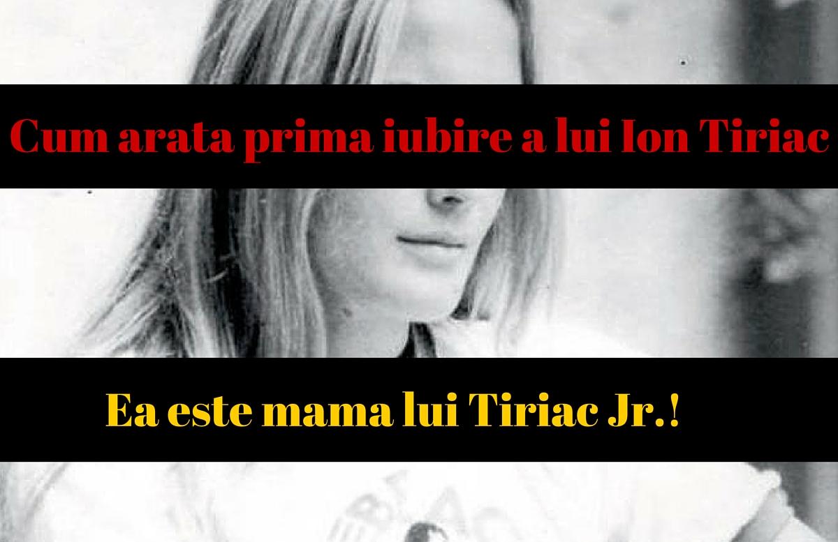 Prima iubire a lui Ion Tiriac si mama fiului sau, Ion Ion, este Mikkette von Issenberg, un fost fotomodel celebru al anilor 70.