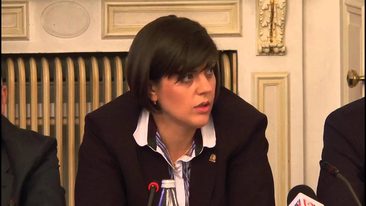 Sefa DNA, Laura Codruta Kovesi, a fost spionata de patru cetateni israelieni care lucreaza la firma unui fost director Mossad din perioada 2002 - 2011.