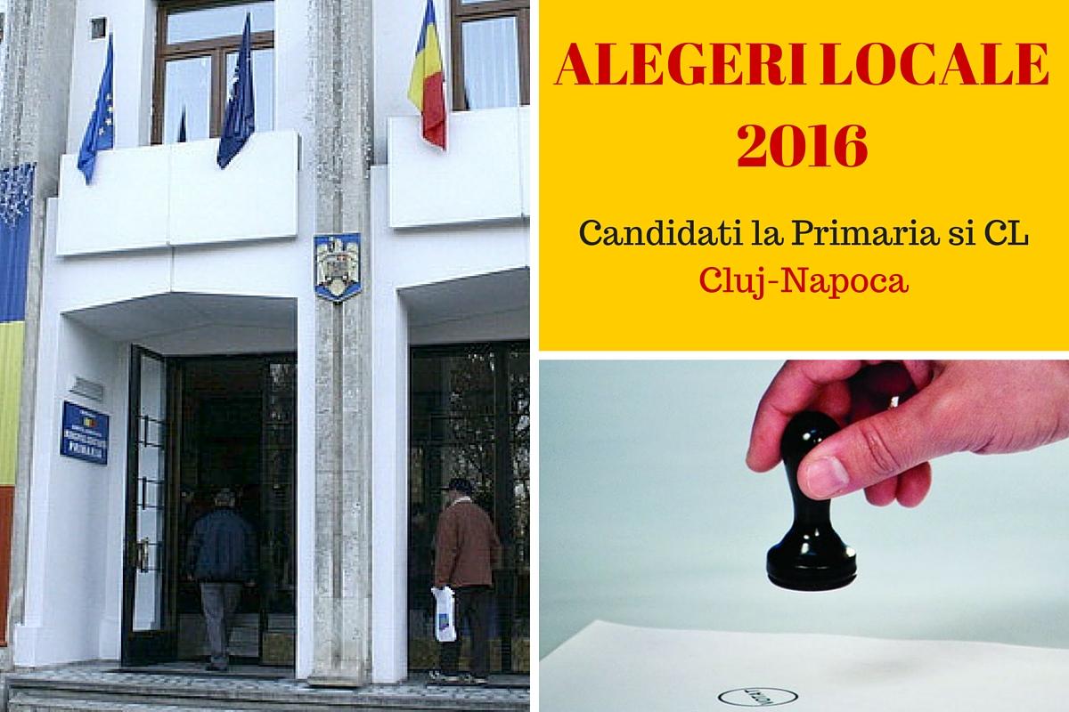 Candidati Primaria Constanta la alegeri locale 2016. Cine candideaza pentru functia de primar si pentru Consiliul Local Constanta.