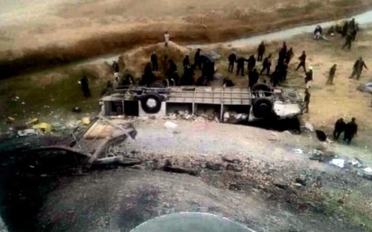 Accident ingrozitor in Afganistan: 50 de morti