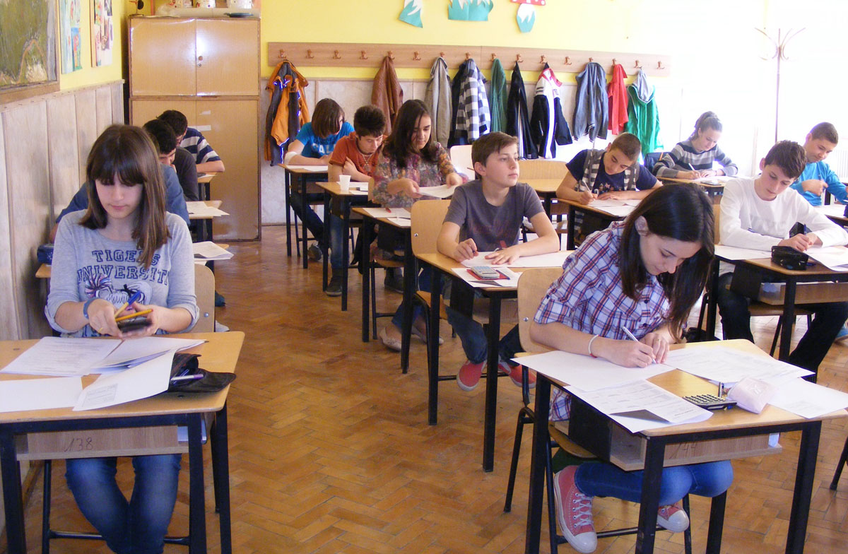 EVALUARE NATIONALA pentru elevii de clasa a IV-a. CALENDARUL TESTARILOR