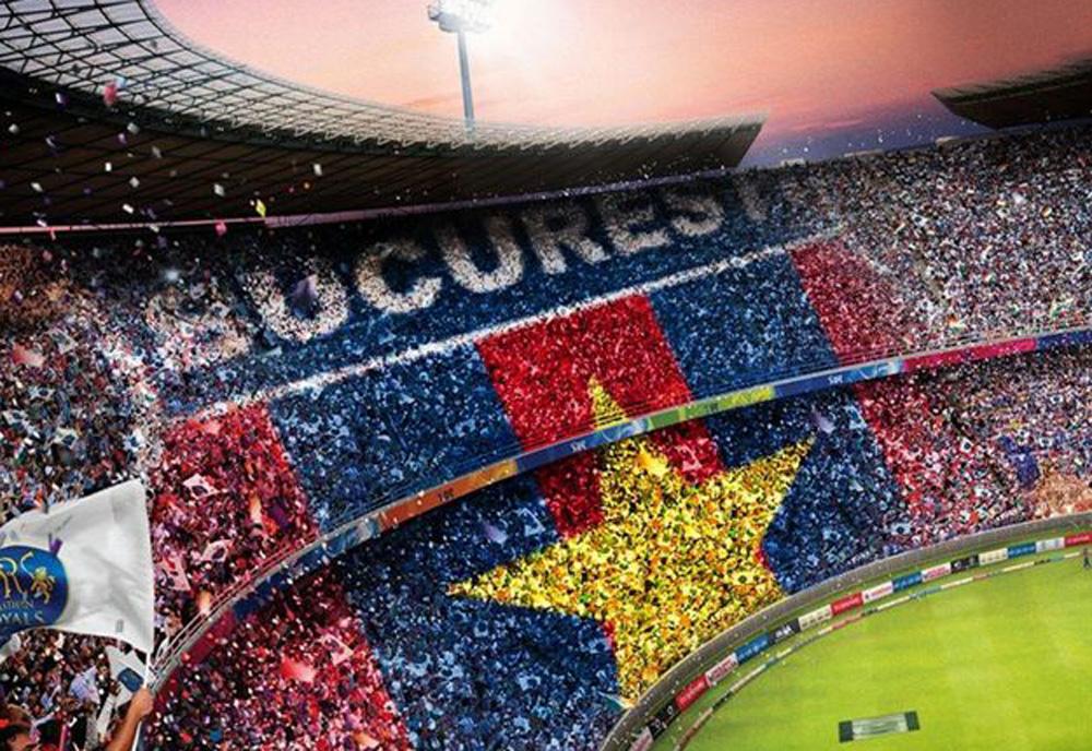 FOTO. Cum arata noua sigla a echipei Steaua