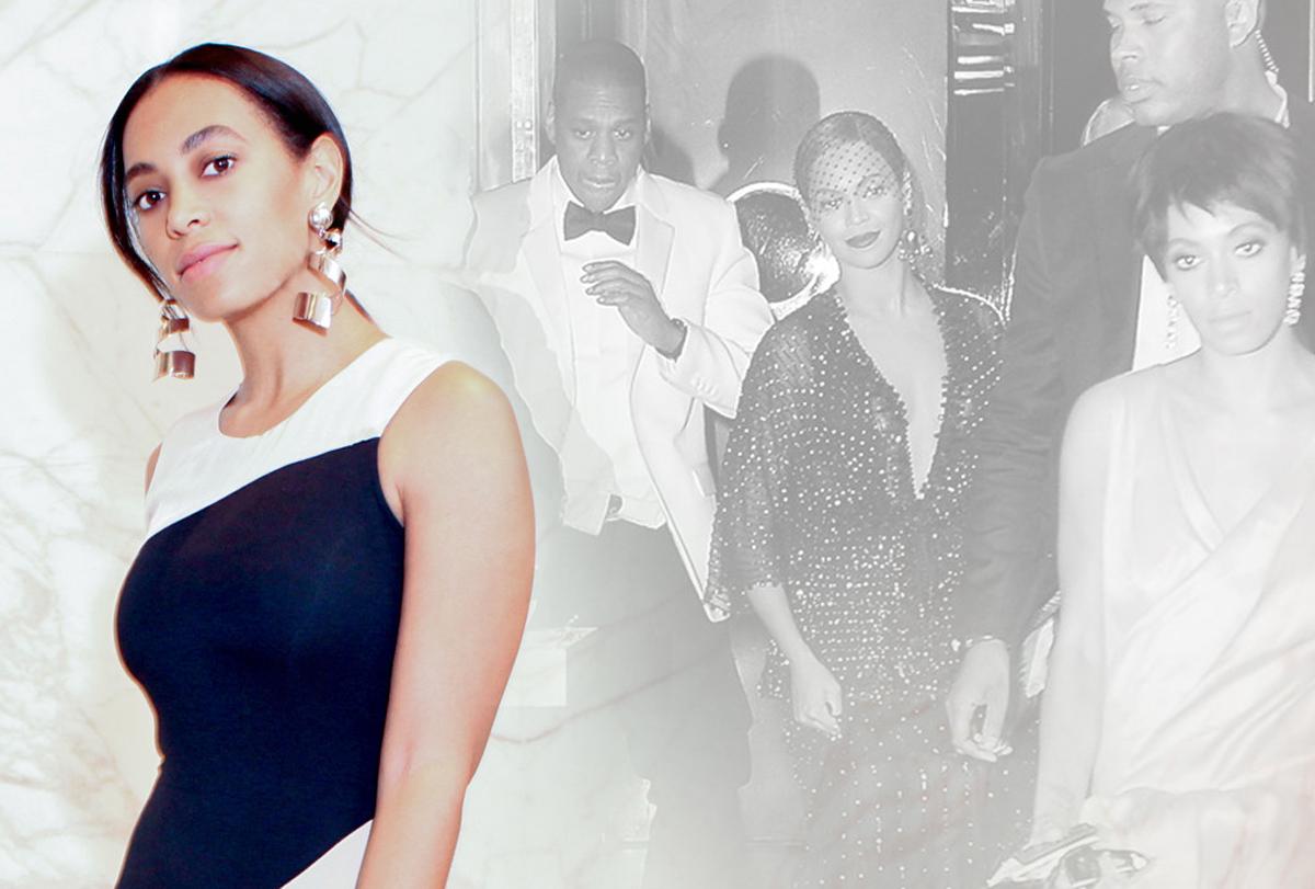S-a aflat adevarul dupa doi ani! De ce a fost palmuit Jay-Z de sora lui Beyonce