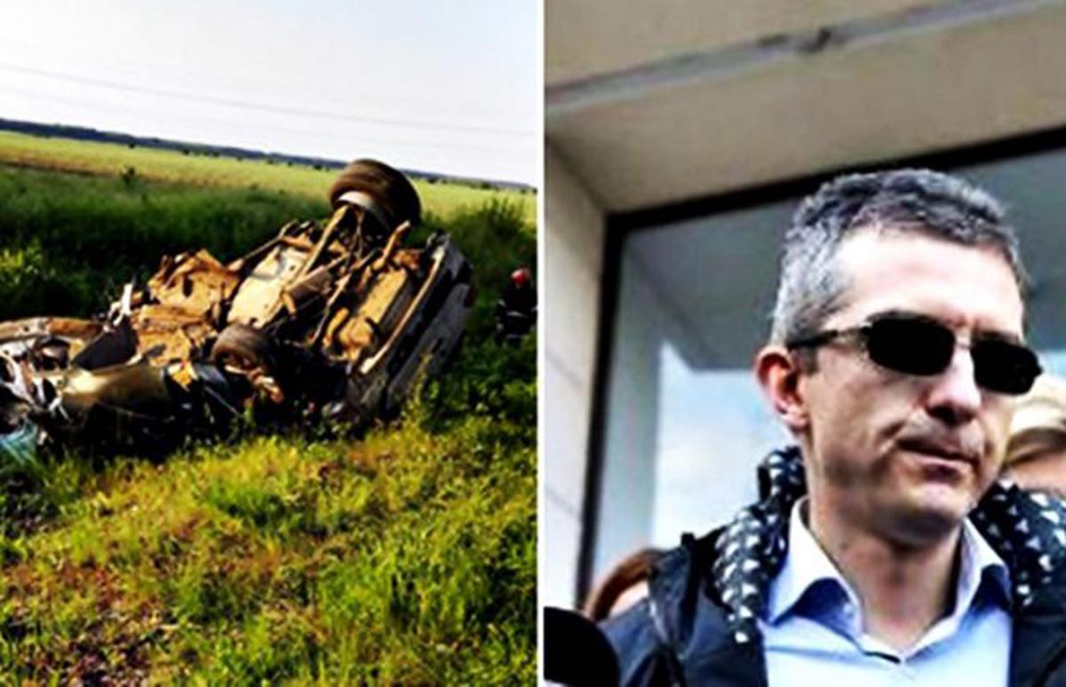 Un martor al accidentului in care a murit Dan Condrea face declaratii explozive