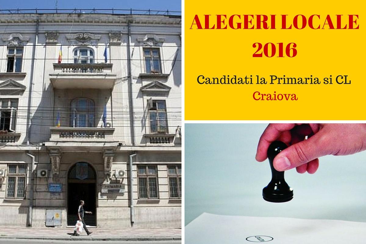 Candidati Primaria Galati la Alegeri locale 2016. Cine candideaza pentru functia de primar al municipiului si pentru Consiliul Local.
