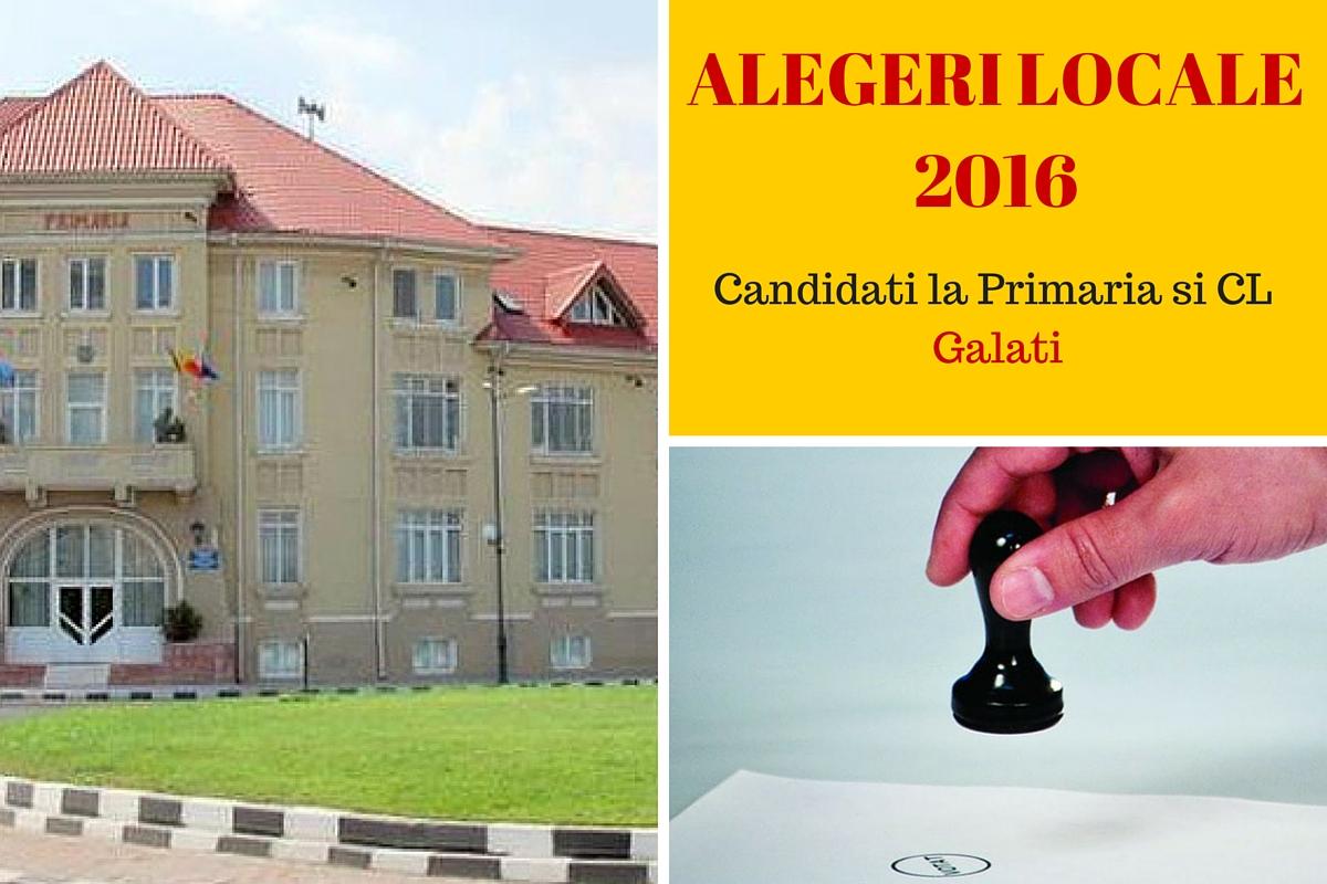 Candidati Primaria Giurgiu la alegerile locale din 2016. Cine candideaza la functia de primar si la Consiliul Local Giurgiu.