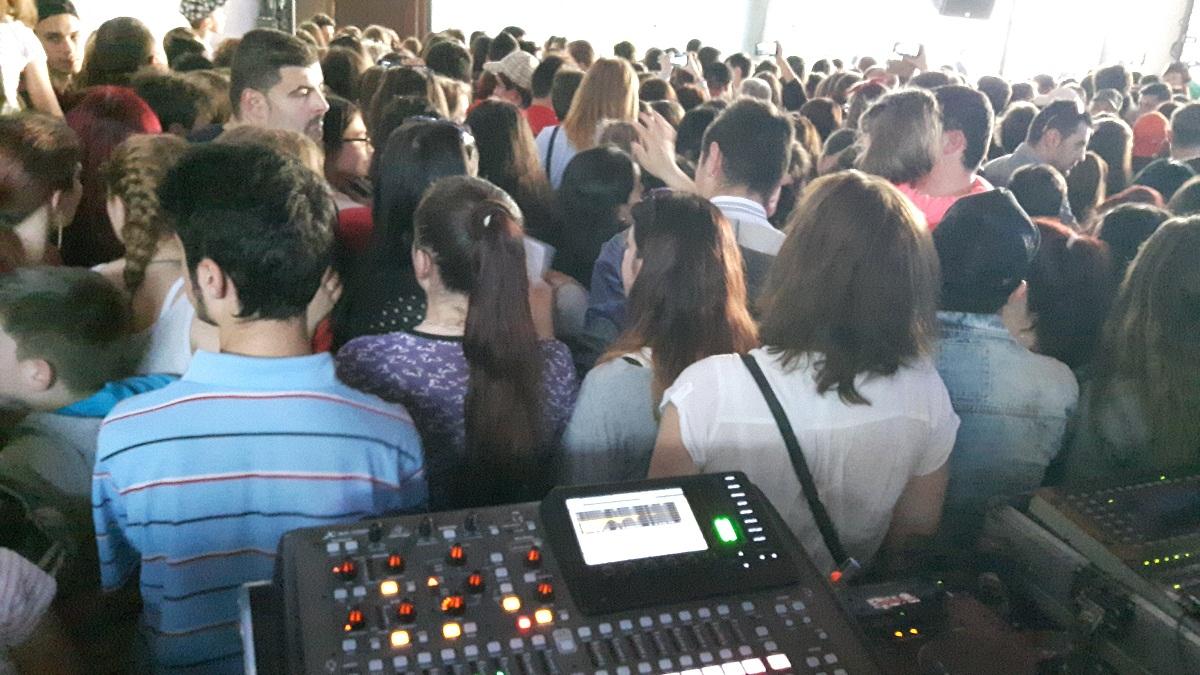 Dosar penal in cazul concertului Carla's Dreams din Piatra Neamt