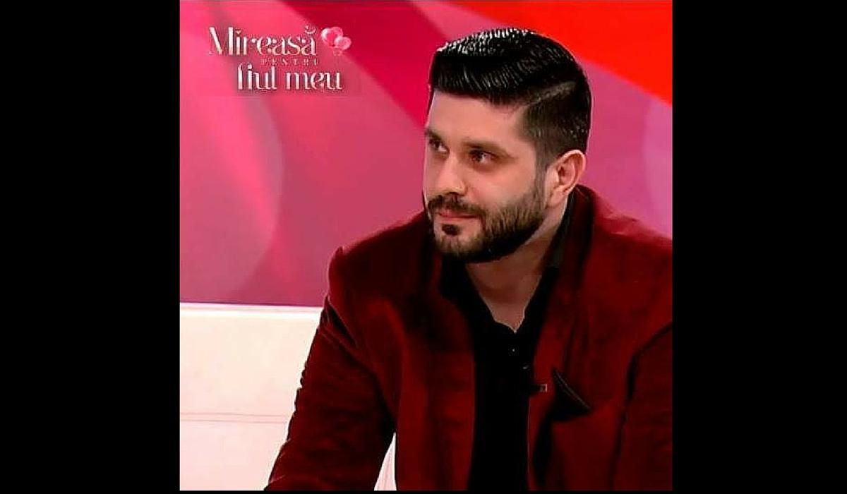 """Gabriel Botez, fost concurent al emisiunii """"Mireasa pentru fiul meu"""" este in doliu. Tanarul a anuntat pe Facebook ca unchiul sau a murit."""