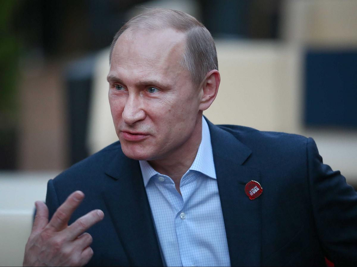 Vladimir Putin a amenintat in termeni duri Romania si Polonia, in contextul inaugurarii scutului antiracheta de la Deveselu,