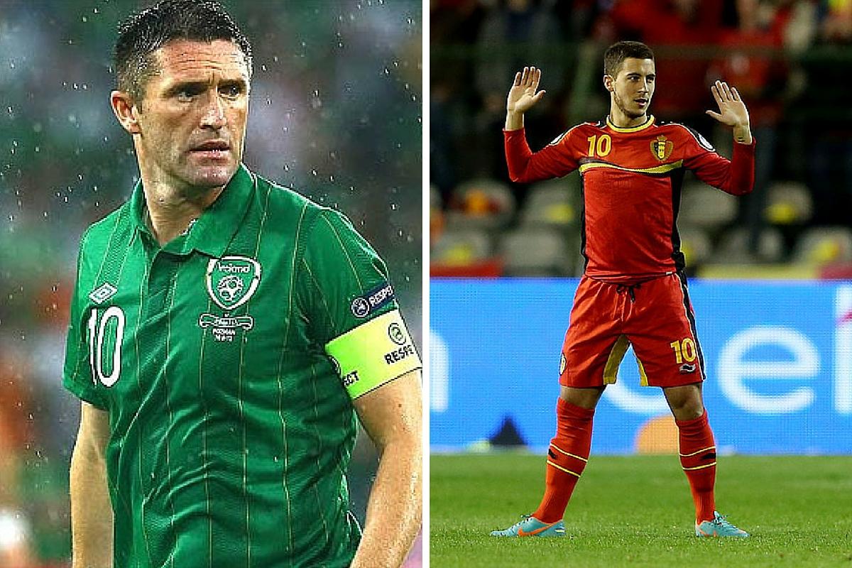 Belgia - Irlanda se disputa sambata in Grupa E de la Euro 2016. Vezi aici live score, rezultatul final si rezumatul video al meciului.