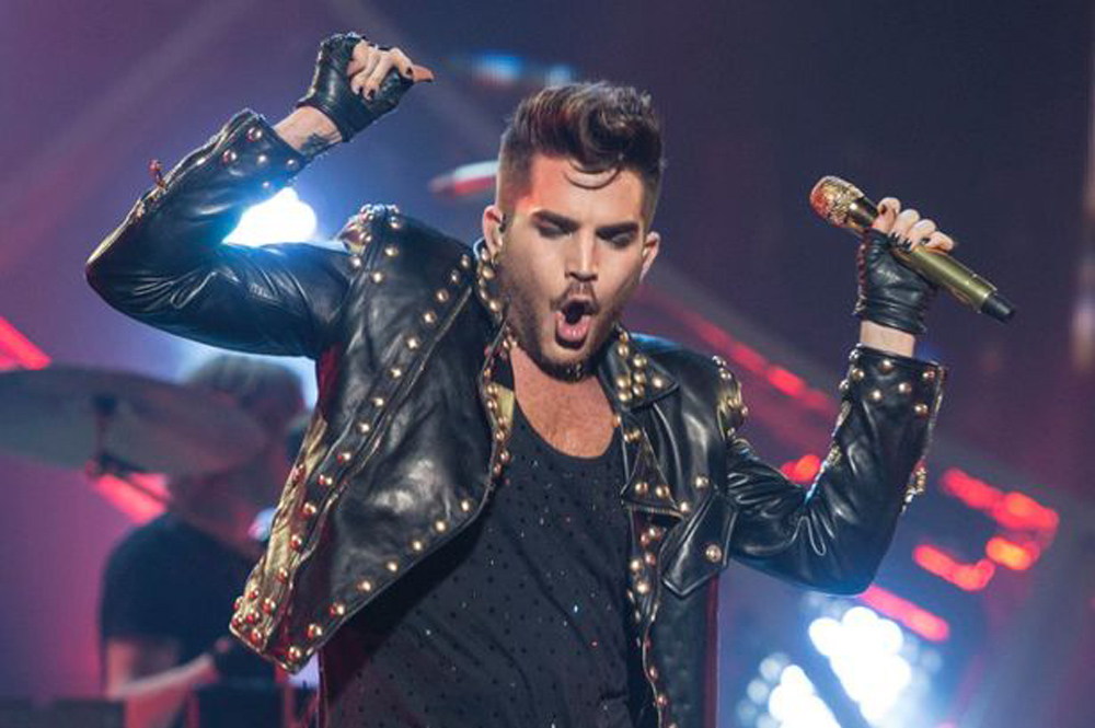 Concert Queen si Adam Lambert in aceasta seara, in Piata Constitutiei