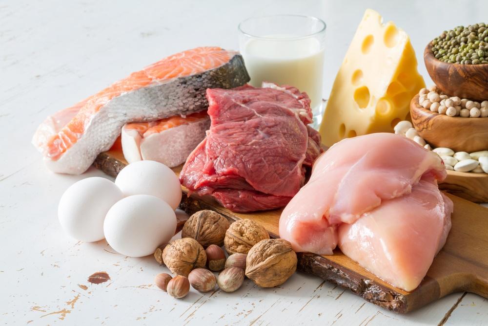 Consumul de proteine si legatura stransa cu slabitul si somnul sanatos
