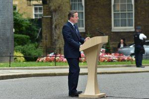 David Cameron spera ca rezultatele la referendumul din Marea Britanie sa fie pro ramanerii in UE