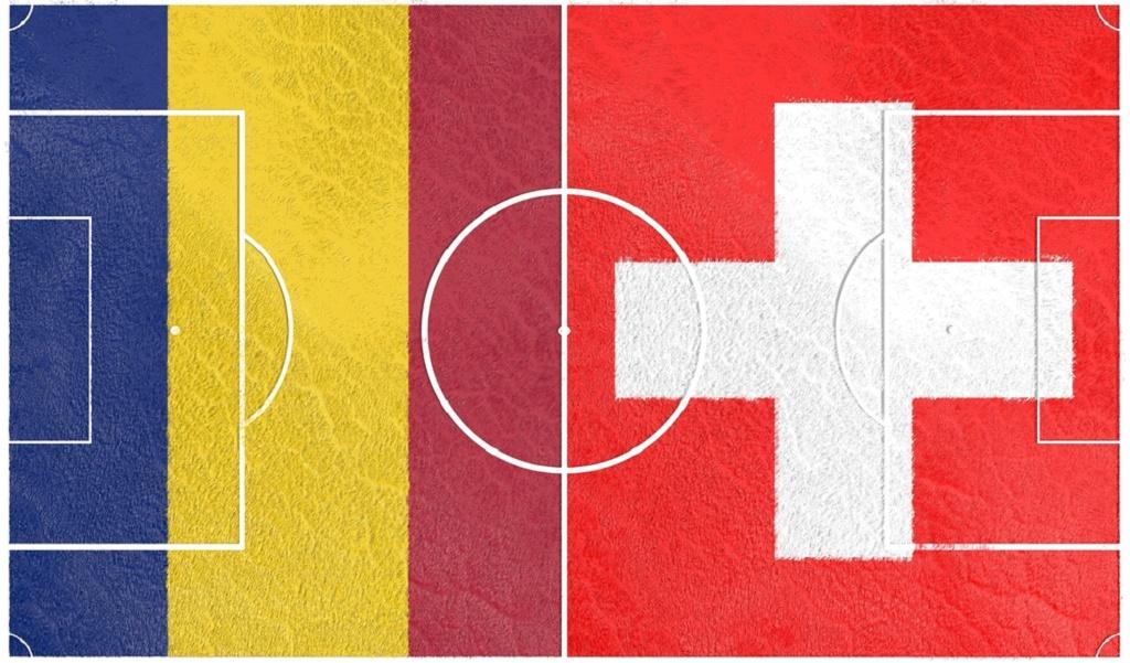Euro 2016, Romania - Elvetia