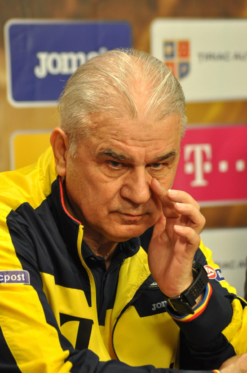 Euro 2016 durere imensa pentru Anghel Iordanescu, dupa esecul cu Franta