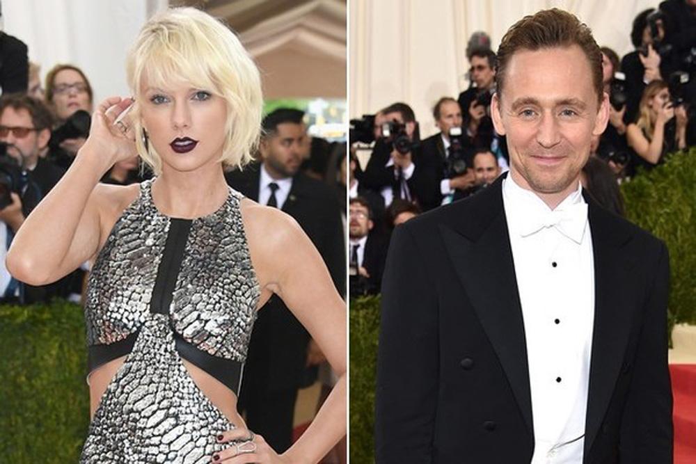 IMAGINI DE SENZATIE cu Taylor Swift si noul ei iubit, Tom Hiddleston