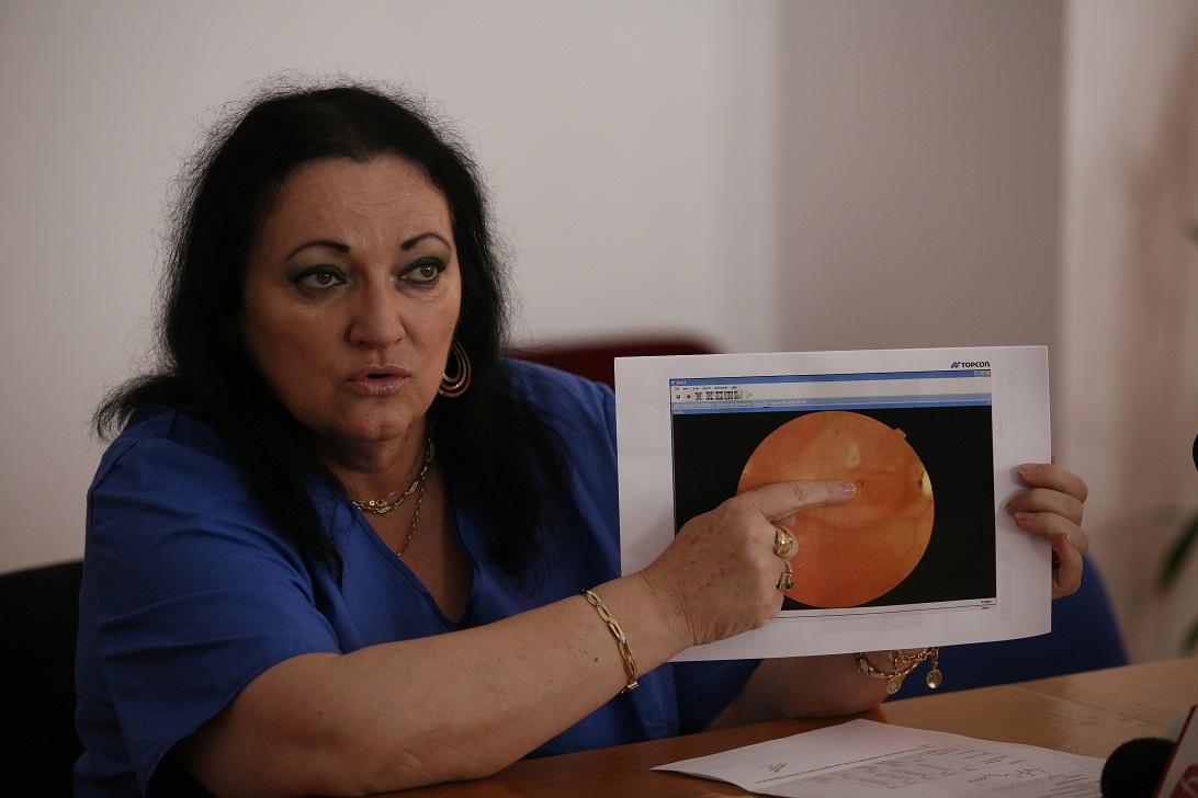 Monica Pop, noua victima a lui Catalin Tolontan. SPITALUL DE OFTALMOLOGIE, luat la intrebari de guvern