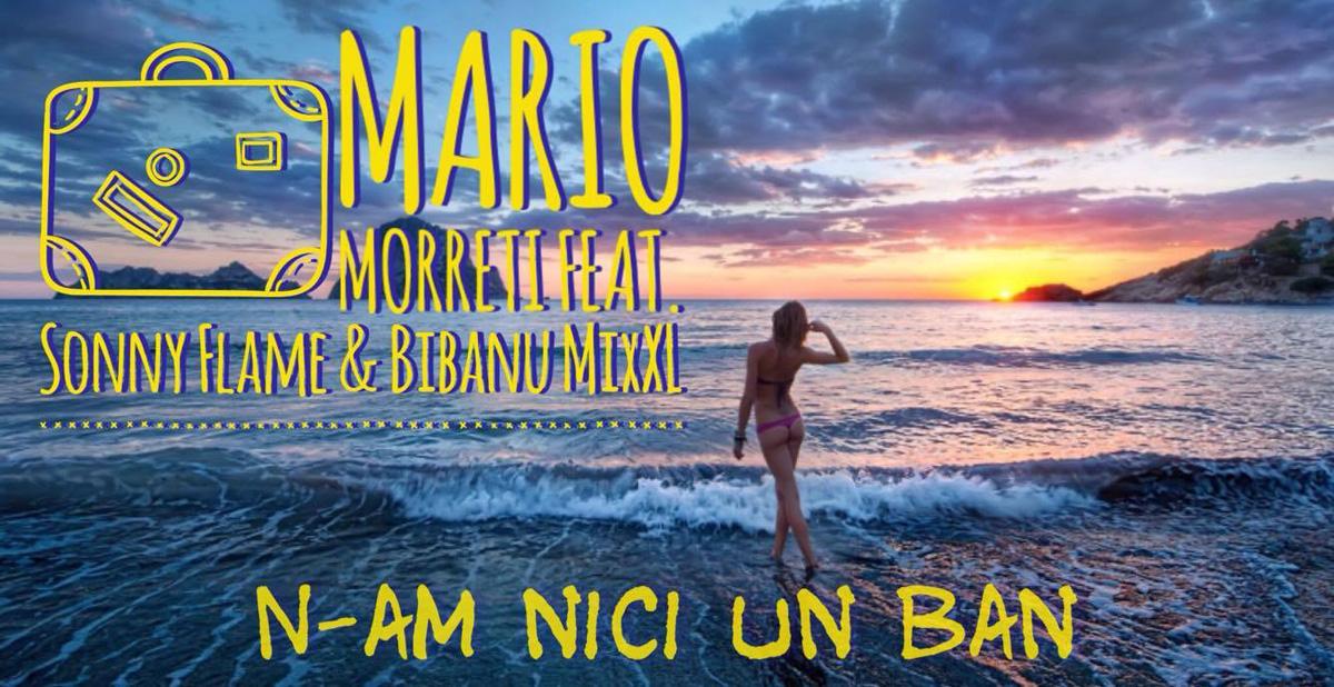 """N-am nici un ban"" ne declara Mario Morreti, Sonny Flame si Bibanu MixXL in noul lor single!"