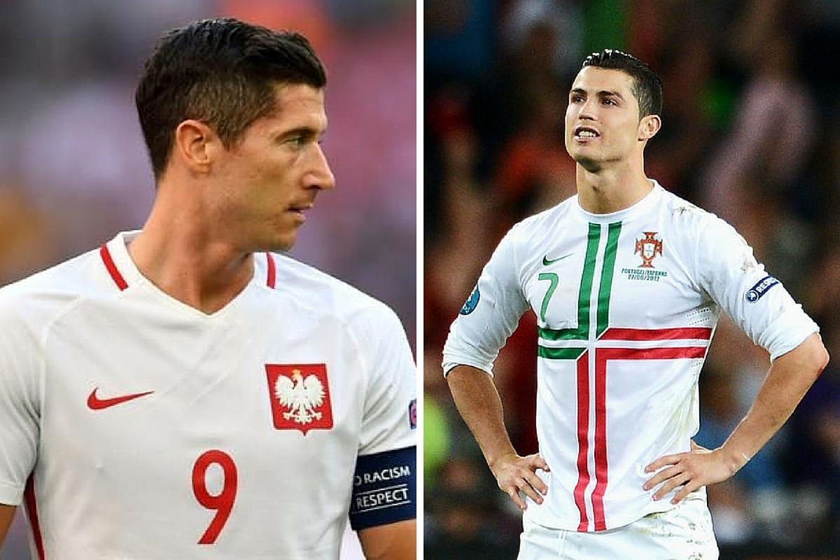 Polonia - Portugalia este primul sfert de finala de la Euro 2016. Vezi aici scorul live, rezultatul final si rezumatul video al meciului.