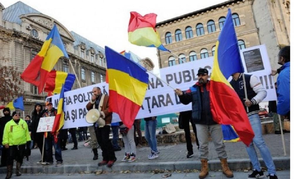 Proteste in Capitala. Personalitatile cer renumararea voturilor de la alegeri